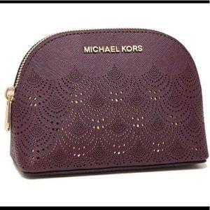 NWT Authentic Michael Kors Makeup Bag